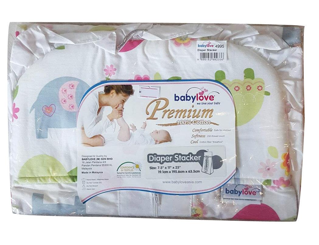 Babylove Diaper Stacker (Jumbo Joy)