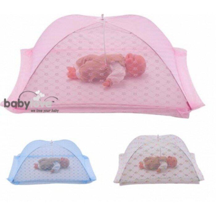 Babylove Foldable Mosquito net XL (white)