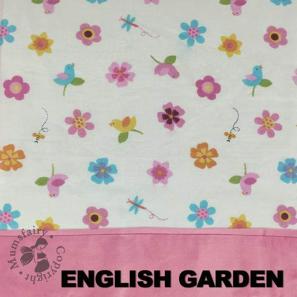 BABYLOVE MULTI PURPOSE CUSHION SEAT (English Garden)