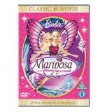 Barbie Mariposa And Her Butterfly Fairy Friends - DVD