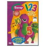 Barney 123 Learn Numbers With Me - DVD