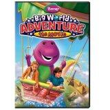 Barney Big World Adventure - DVD