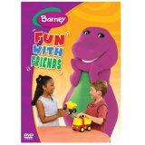 Barney Fun With Friends - DVD
