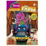 Barney Let's Go To The Farm - DVD