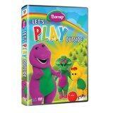 Barney Let's Play Outside - DVD