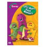 Barney Let's Share Good Manners - DVD