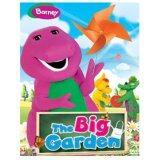 Barney The Big Garden - DVD