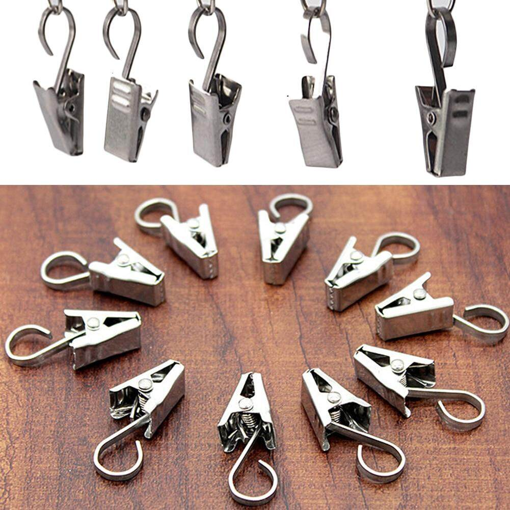 Shower Curtain Rod Clips Hook