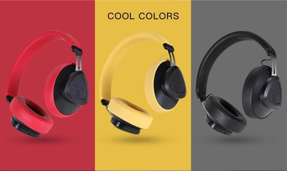 921b3810613 Bluedio TM Wireless Bluetooth v5.0 Headphone: Buy Online at Best ...