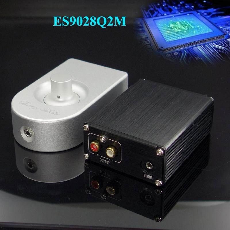 SE3 ES9028Q2M AD823 USB Decoder DAC AUDIO Amp