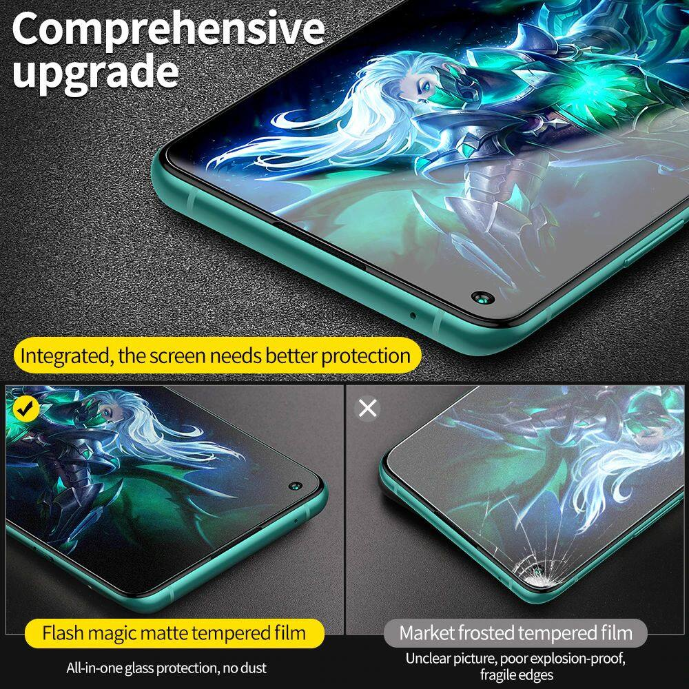 SmartDevil Amazing Full Screen Coverage Tempered Glass for iPhone XS, XS Max 3