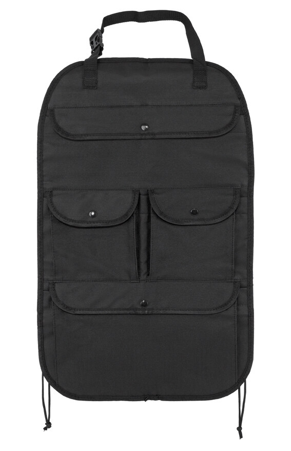 Britax Römer Backrest Organizer Bag for Car Seats Black (NEW STOCK import from UK) 2016