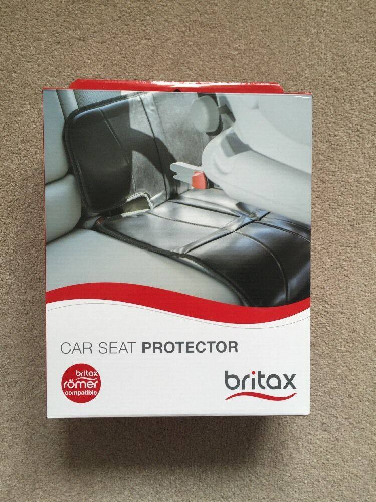 BRITAX ROMER CHILD CAR SEAT UNDERLAY CAR SEAT PROTECTOR ( Protect your car seat, NEW import from UK 2016)