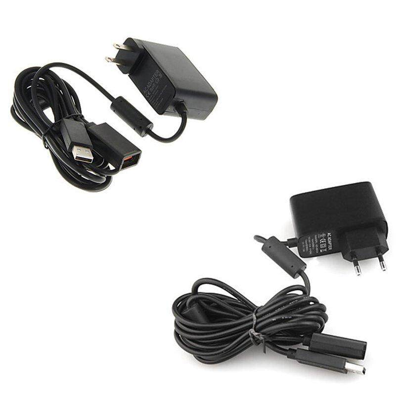 for Xbox 360 Kinect Adapter USB AC Power Supply Cable Adapter for XBOX 360  Kinect Motion Sensor