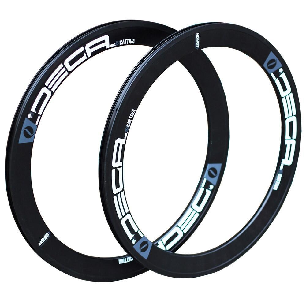 "1pcs 20H 24H 28H Carbon 20/"" 1 1//8/"" 451 Rim Minivelo Bike BMX Wheel 50mm Clincher"