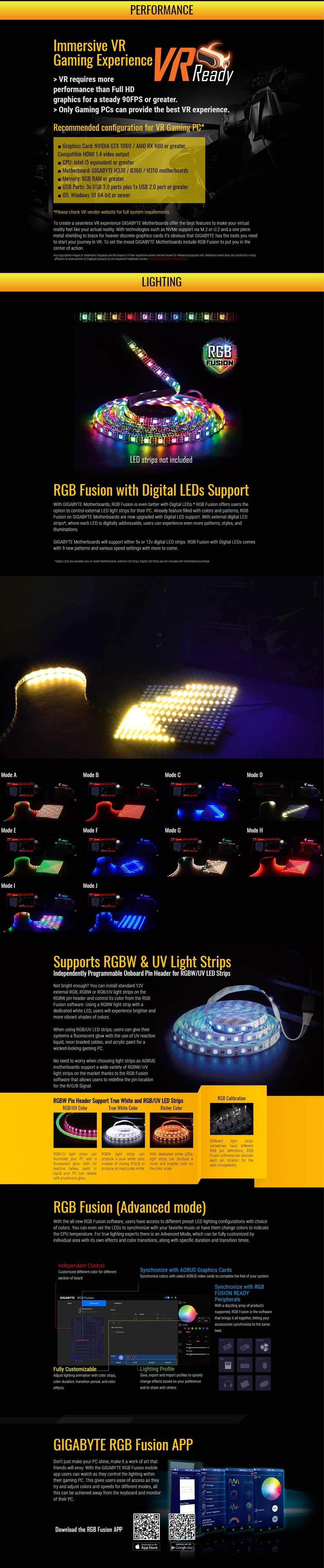 Rgb Fusion Compatible Led Strips