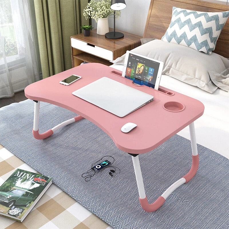 Computer Laptop Desk Small Foldable, In Bed Desk