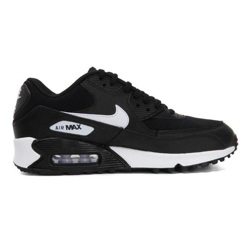 Original 2019 NIKE WMNS AIR MAX 90 Women's Running Shoes Sneakers Breathable Cushioning Nike Shoes Women Outdoor Walking 325213