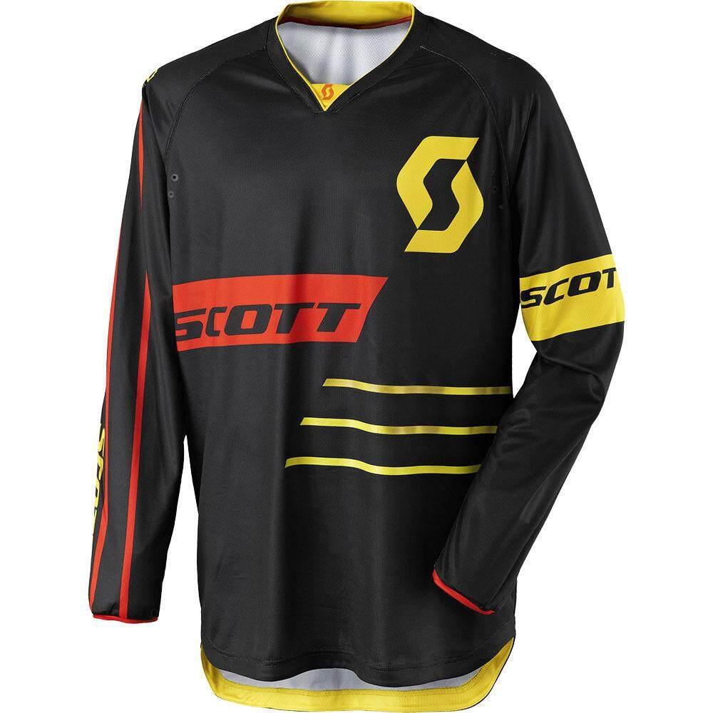 SCOTT Bicycle Sport Road Cycling Mountain Road Bikes Black T-Shirt Size S 3XL