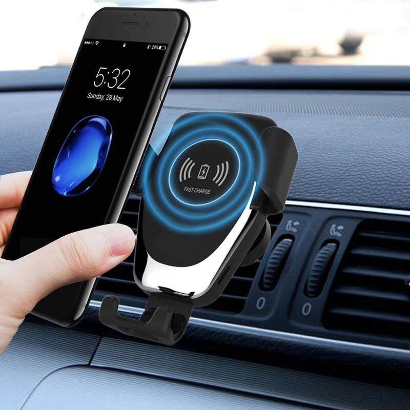Best 5 Wireless Charging Phone Mounts for Cars