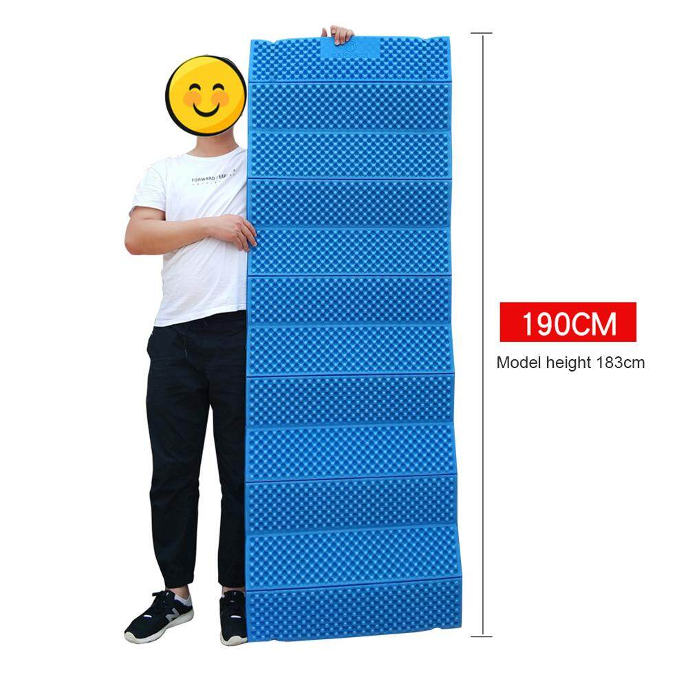 190x57cm Camping Mat Ultralight Foam Camping Mat Seat Folding Beach Mat  Picnic Mat Sleeping Pad Outdoor Mattress