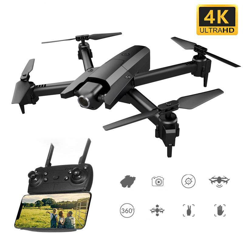 Redcolourful GD89 RC Drone with Optional 4K HD Camera FPV WiFi Altitude Hold Selife Drone Folding RC Quadcopter 1080P