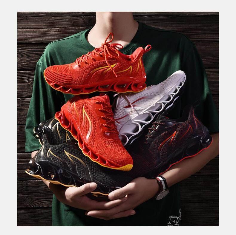 71227776e9613 New and Fashion Men's Sports Shoes Large Size Sports Casual Tide Men's  Shoes Running Shoes Outdoor Walking Shoes(Size:EU:39~46)