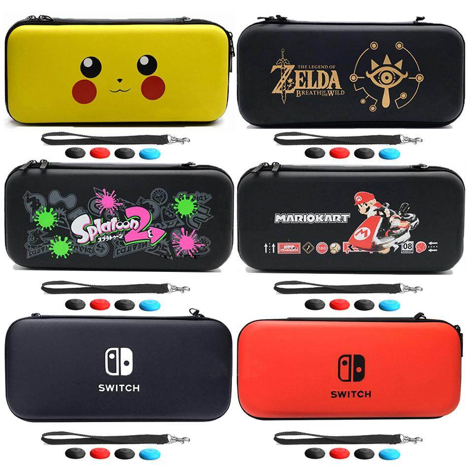 Durable Storage Hard Case For Nintendo Switch