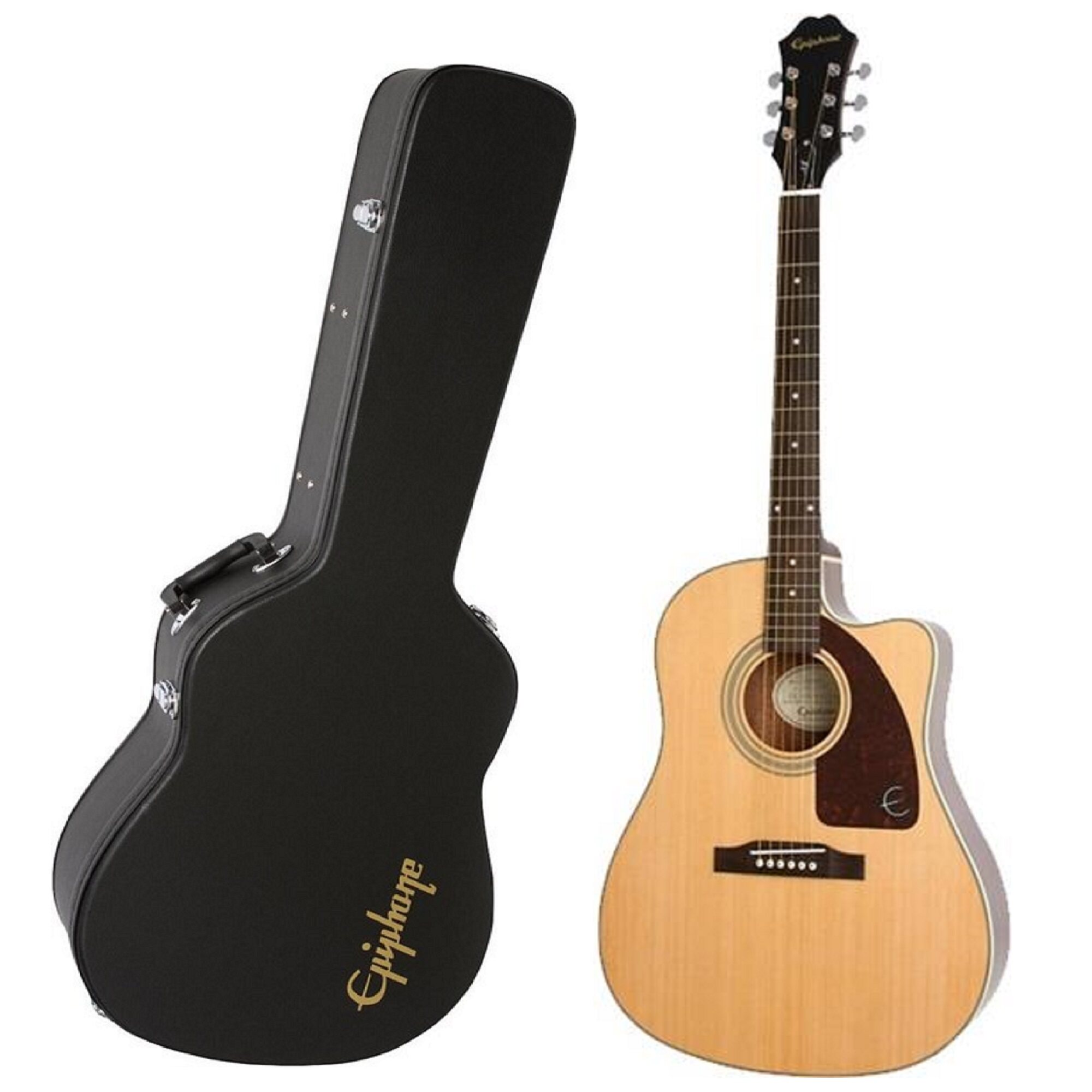 AJ-210CE Acoustic//Electric Outfit Natural