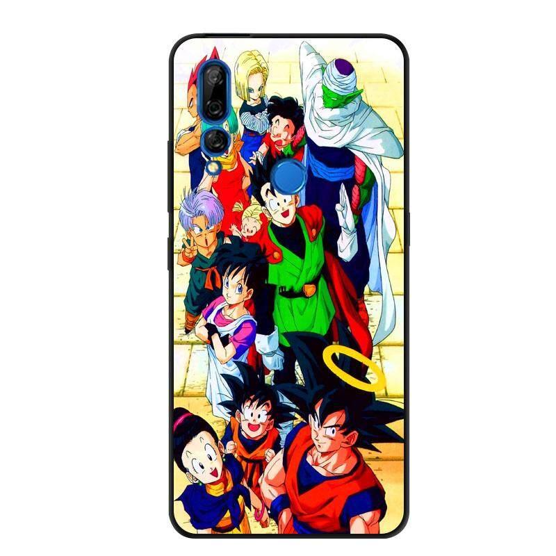 For Huawei Y9 Prime 2019 Case Cartoon Soft TPU Silicone Back Cover for  Huawei Y9 Prime 2019 Phone Case
