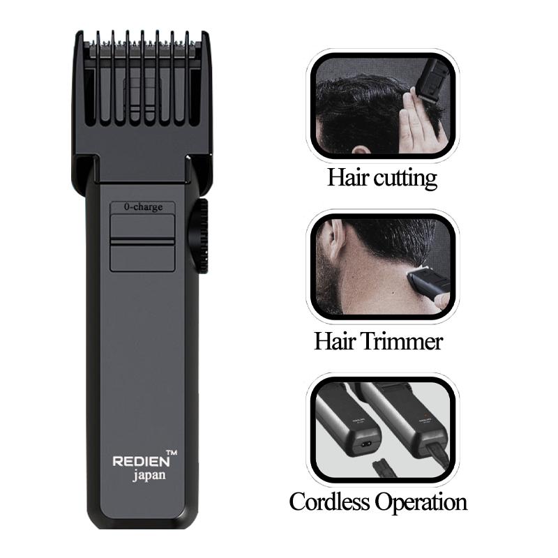 Redien Rn-8131K men's professional hair clipper wit AC/DC function 4