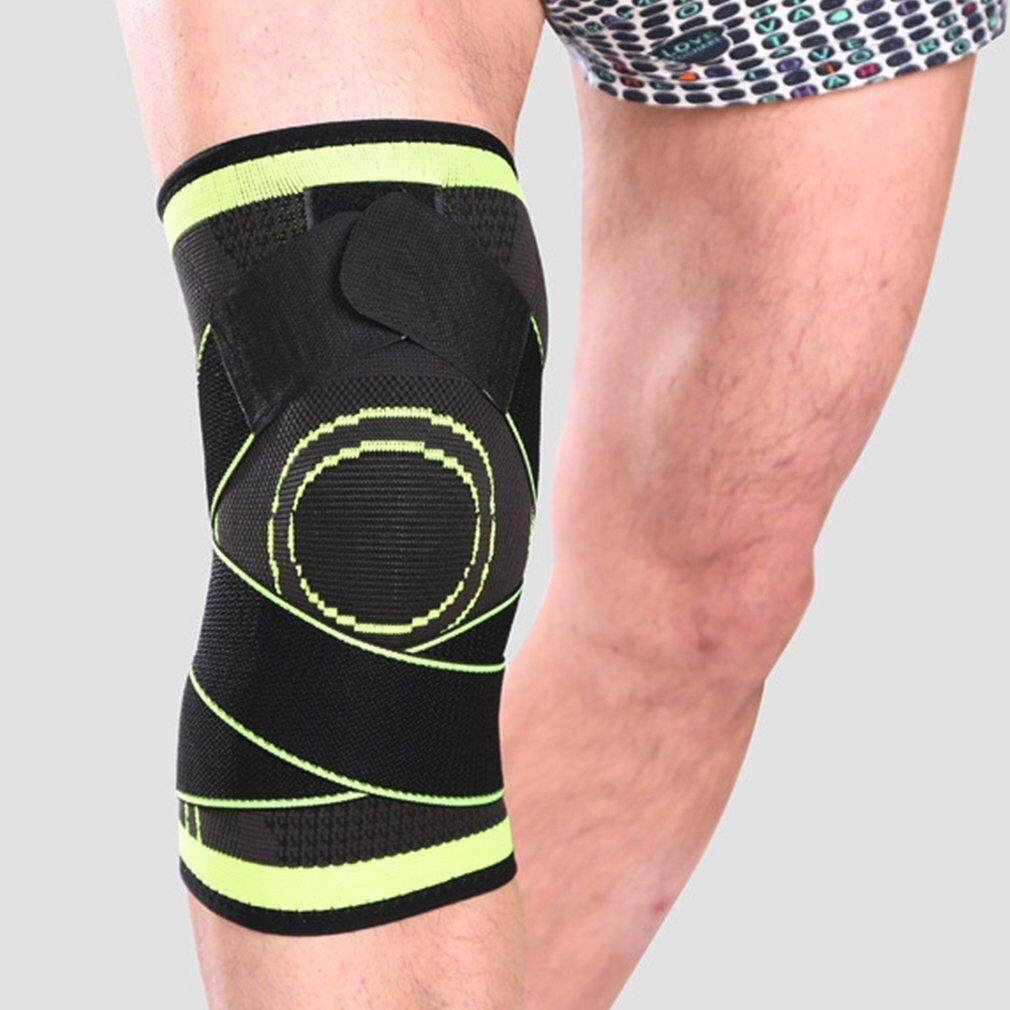 fa1a15b585 Product details of 3D Weaving Pressurization Knee Brace Hiking Cycling  Support Pad