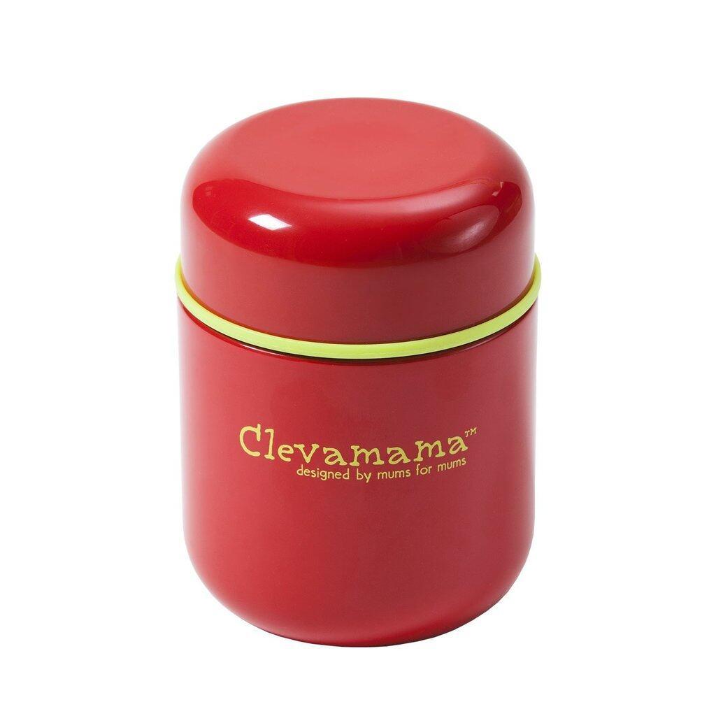 ClevaMama 8 hours + Leak Proof Food & Liquid Flask