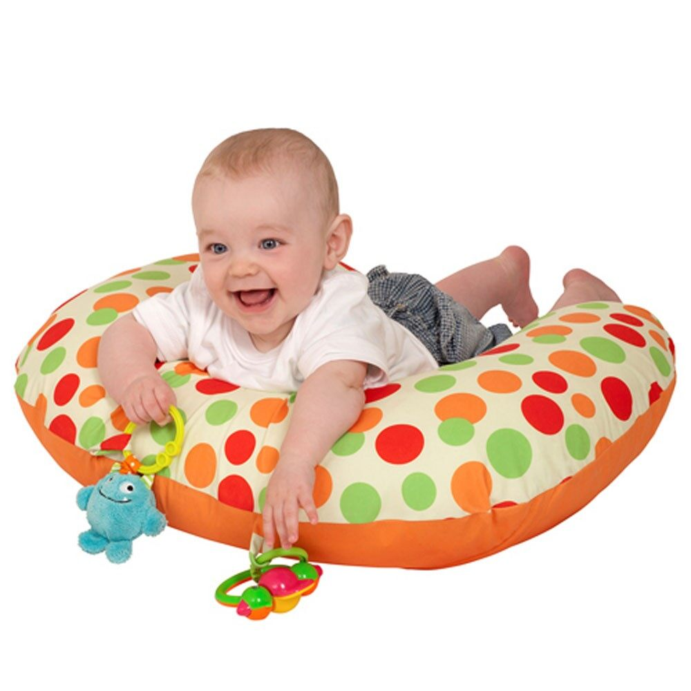 Clevamama ClevaCushion 10 In 1 Nursing Pillow - Super MAMA helper, very convenient (both mama baby can use) 2016