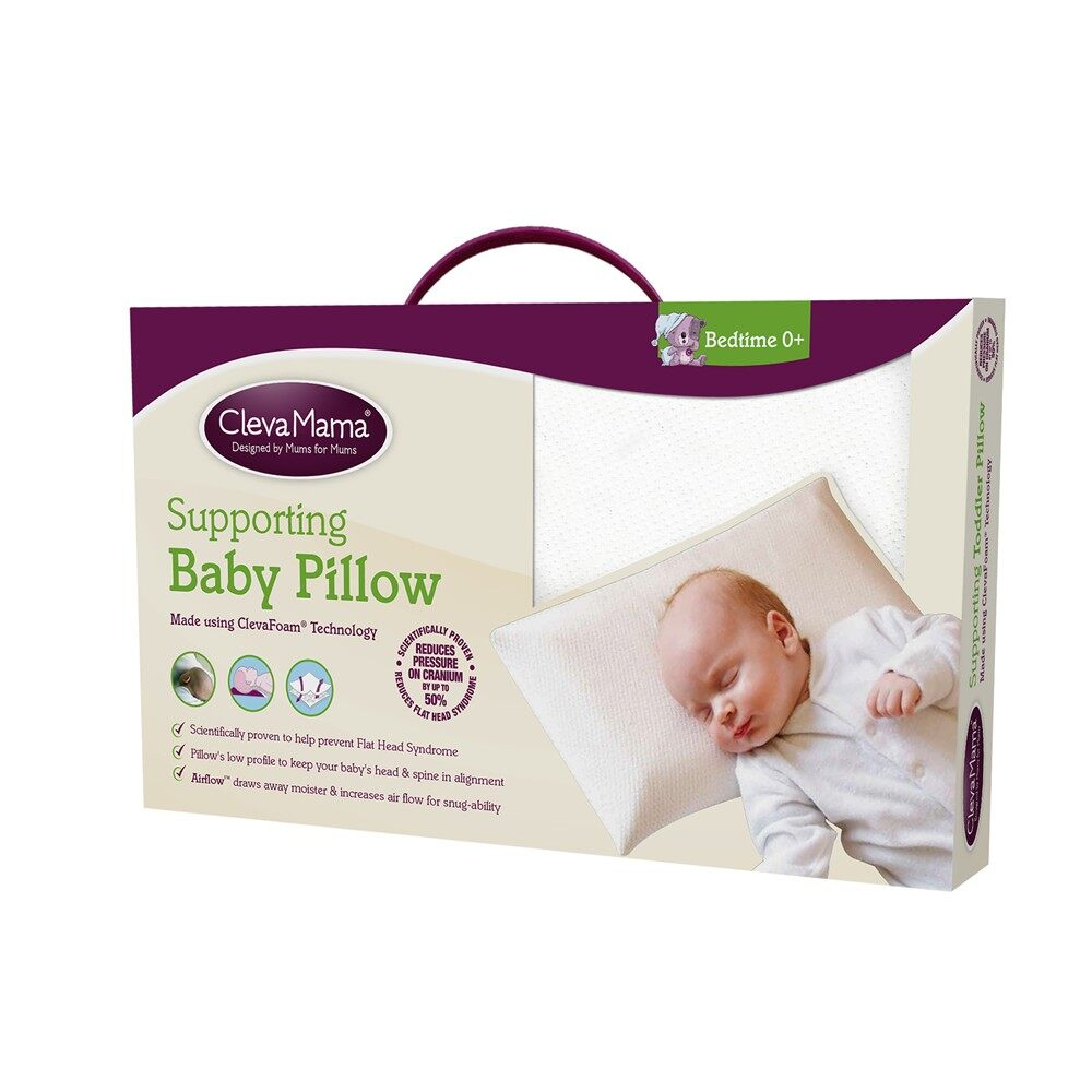 Clevamama Infant Travel Pillow (0m+) CM7236