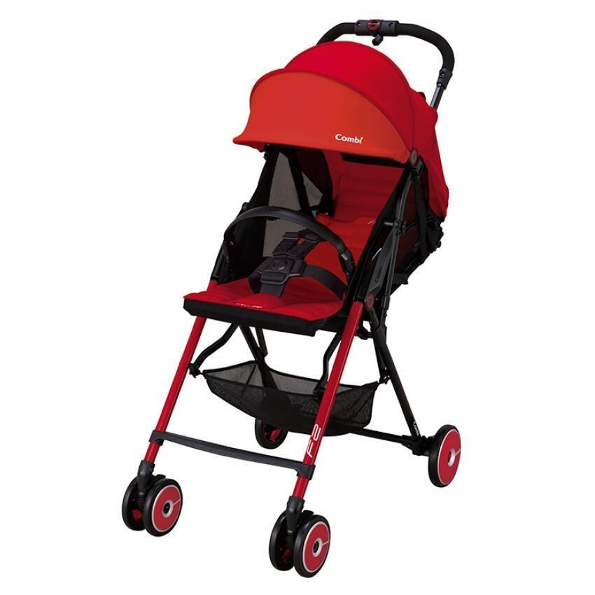 Combi F2 Plus (Super Ultra Light) - Red