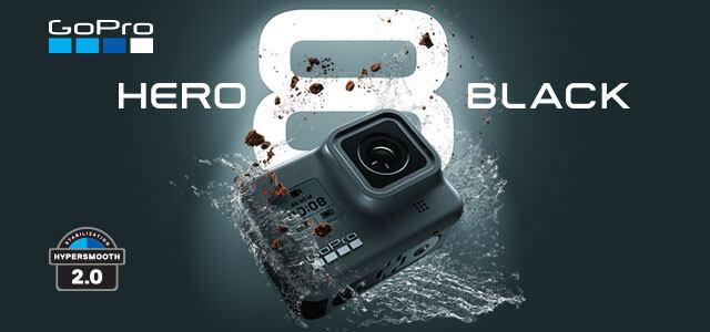 GoPro Hero 8 / Hero 8 Black 4K Video Action Camera Basic Travel ...
