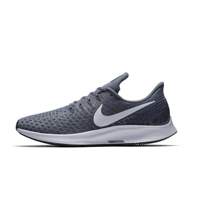 NIKE AIR ZOOM PEGASUS 35 Men Running Shoes Mesh Breathable Stability Support Sport Sneakers Footwear Designer Athletic