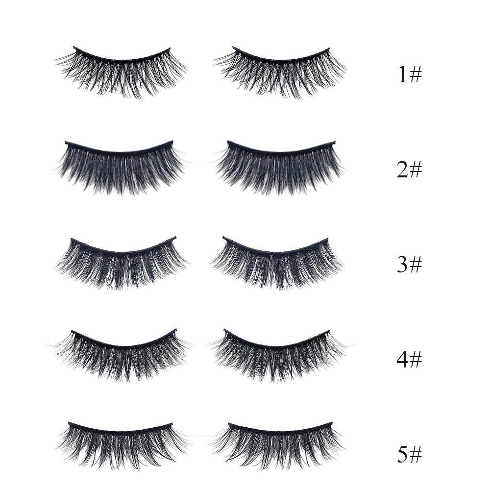7ee7cdd0fa7 These lashes are no joke! They are very long and soft. If you like long and  thick lashes, this will be perfect for you.