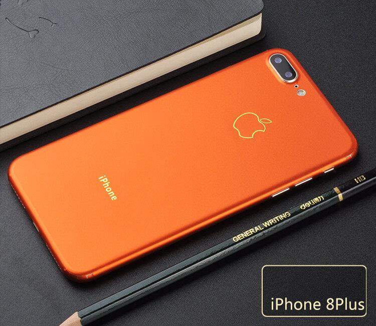 Ốp Lưng Dành Cho IPhone8Plus Bao Gồm Tất Cả Các Miếng Dán Apple 8 Điện Thoại Di Động Thay Đổi Màu Sắc Phim Màu 8P Phim Thế Hệ Thứ 8 Sau Khi Bộ Phim Mỏng 18