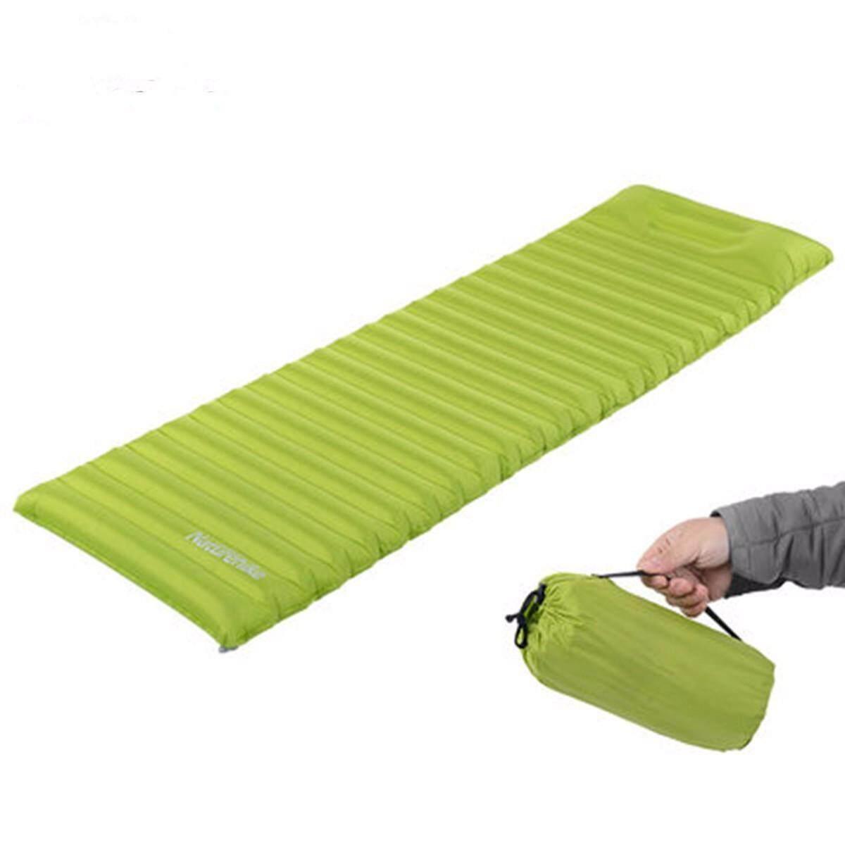 Camtoa Ultra Leicht Aufblasbare Isomatte Luftmatratze Mit Kissen Wasserdicht Camping Zelt Matratze Schwimmbad Luftbett Sleeping Pad Air Bag