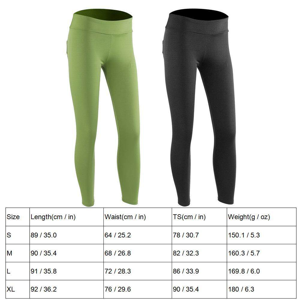 a069c9a3f Product details of  Buy 2 Item Shipping Free Leggings Women Sports Gym Yoga  Running Fitness Leggings Pants Training Athletic Trousers with Pockets