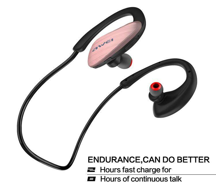 Awei A885BL Sport IPX4 Waterproof Wireless Bluetooth Headphone Earphone With NFC