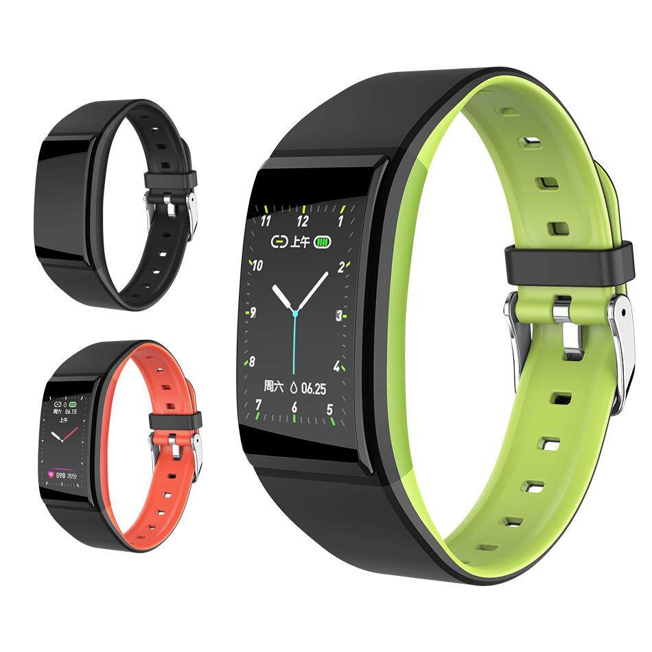 B86 Smart Bracelet Blood Pressure Watch Fitness Tracker Smart band  Electronic Health Wristband for Men & Women