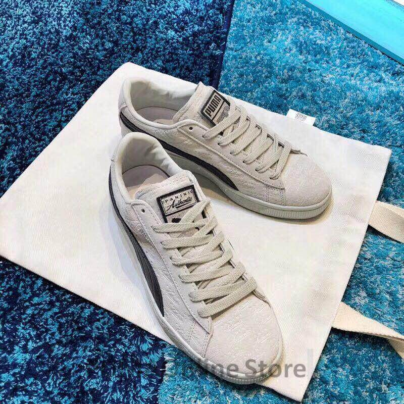 New Arrival Pumas x Panini Suede