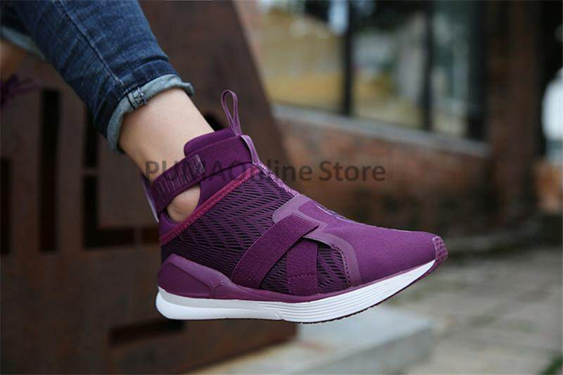 wide selection of colours and designs beauty clearance 2018 Original Pumas Women's Fierce Strap Swan WN's Cross-Trainer Shoes Size  EUR36-41
