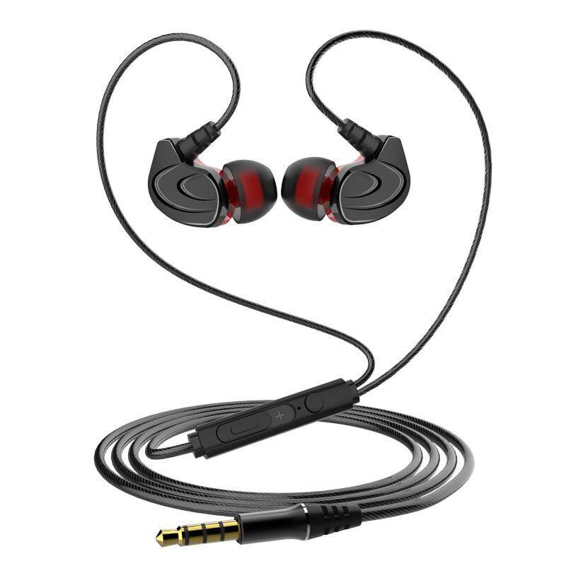 Big House In-Ear 3 5mm For Apple Android Universal Phone Wired Call Sports  Gaming Headset Line Control Earphones