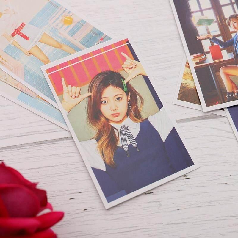 MeiYang KPOP TWICE SIGNAL Album LOMO Cards K-POP New Fashion Self Made  Paper Photo Card HD Photocard