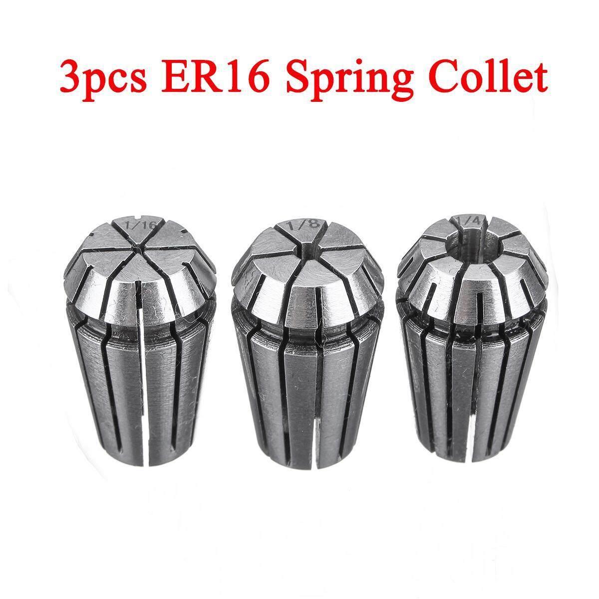 "ER16 1//4/"" Spring Collet For CNC Milling Lathe Engraving Machine"