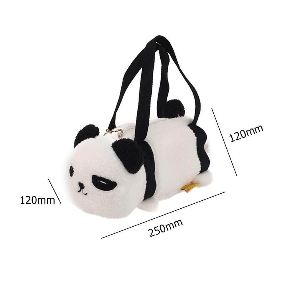 [Pinfect] Fashion Wanita Lucu Kartun Kelinci Beruang Panda Nyaman Lembut Hewan Lembut Boneka Tas Selempang Wanita Lucu Kecil Bahu Tas Jinjing